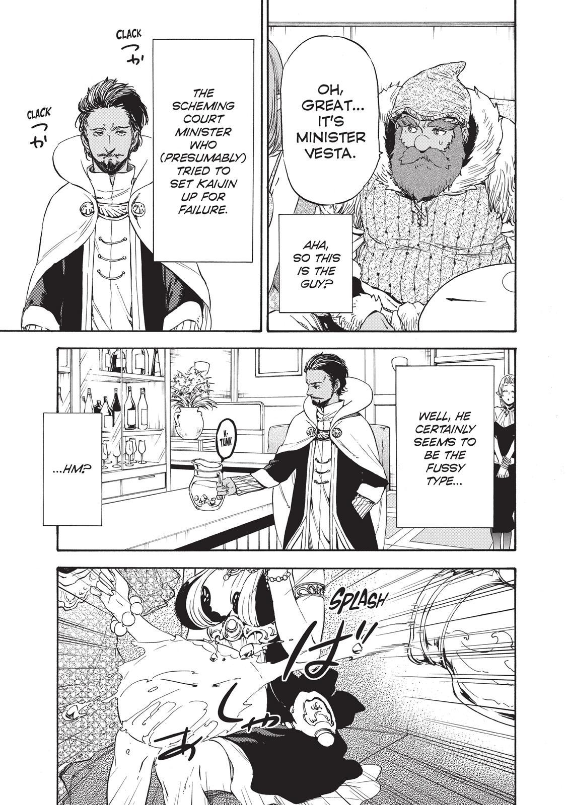 Tensei shitara Slime Datta Ken, Chapter 6 image 016