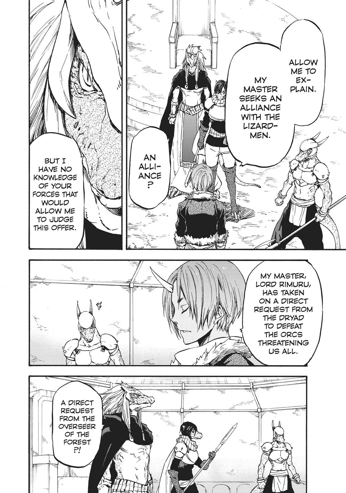 Tensei shitara Slime Datta Ken, Chapter 19 image 004
