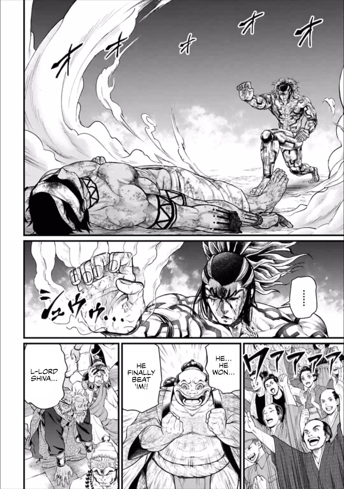 Shuumatsu no Valkyrie, Chapter 40 image 005