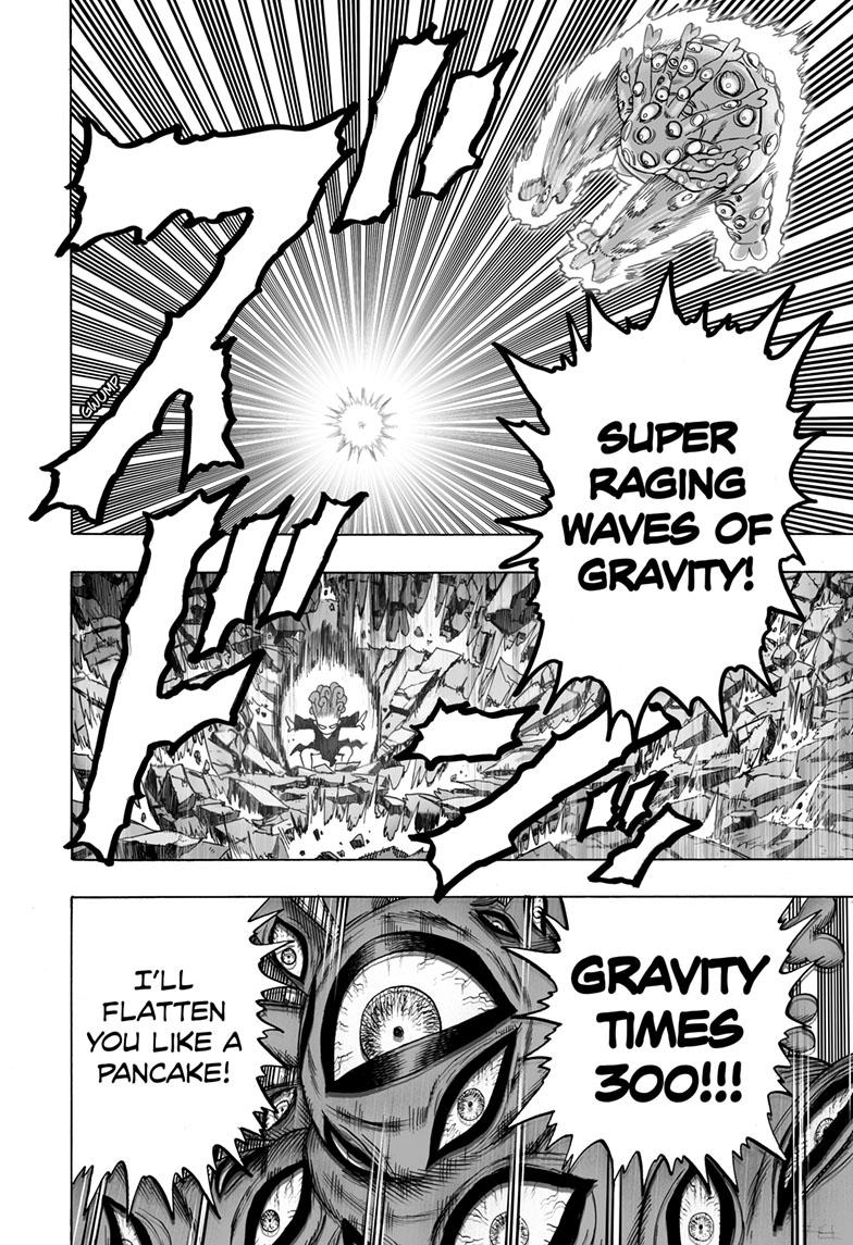 One-Punch Man, Chapter 105 image 008