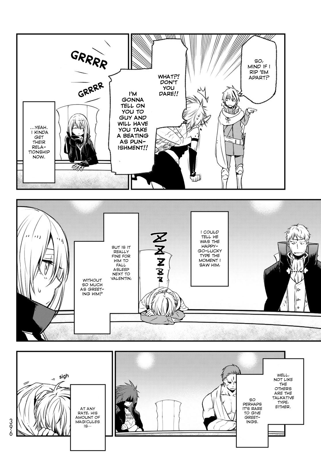 Tensei shitara Slime Datta Ken, Chapter 78 image 012