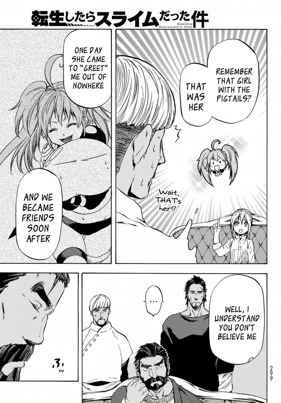 Tensei shitara Slime Datta Ken, Chapter 41 image 024
