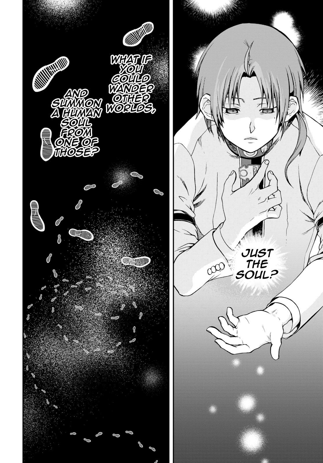 Mushoku Tensei, Chapter 63 image 024