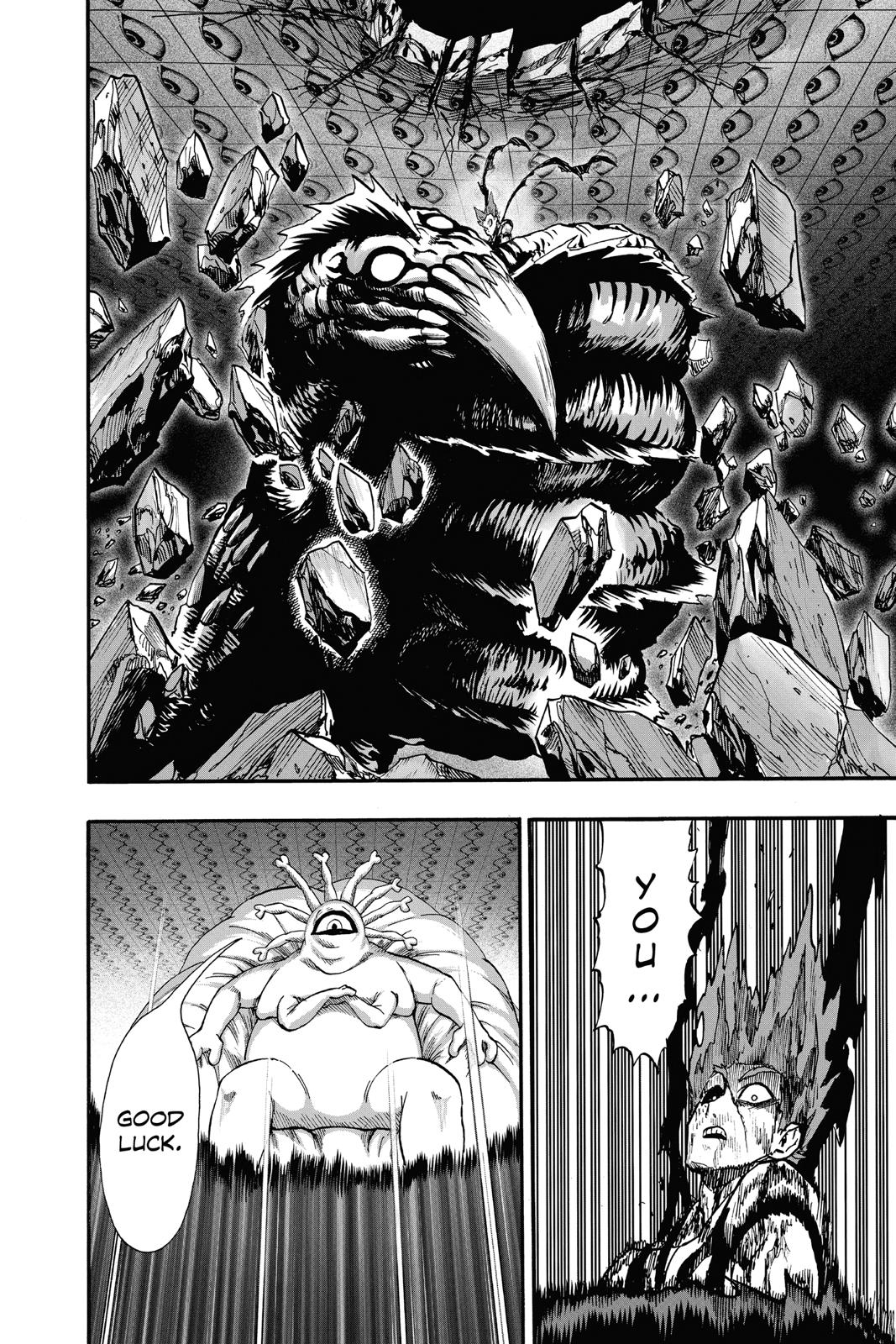 One-Punch Man, Chapter 94 image 022