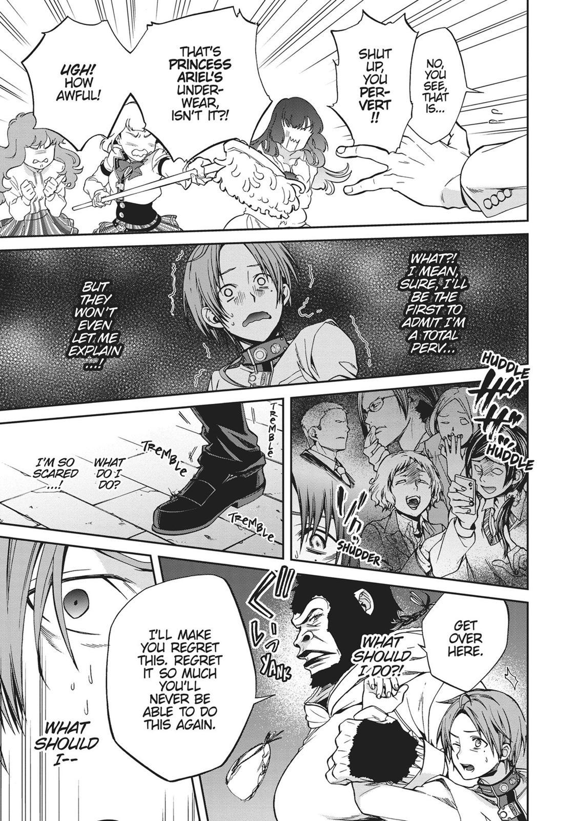 Mushoku Tensei, Chapter 56 image 003