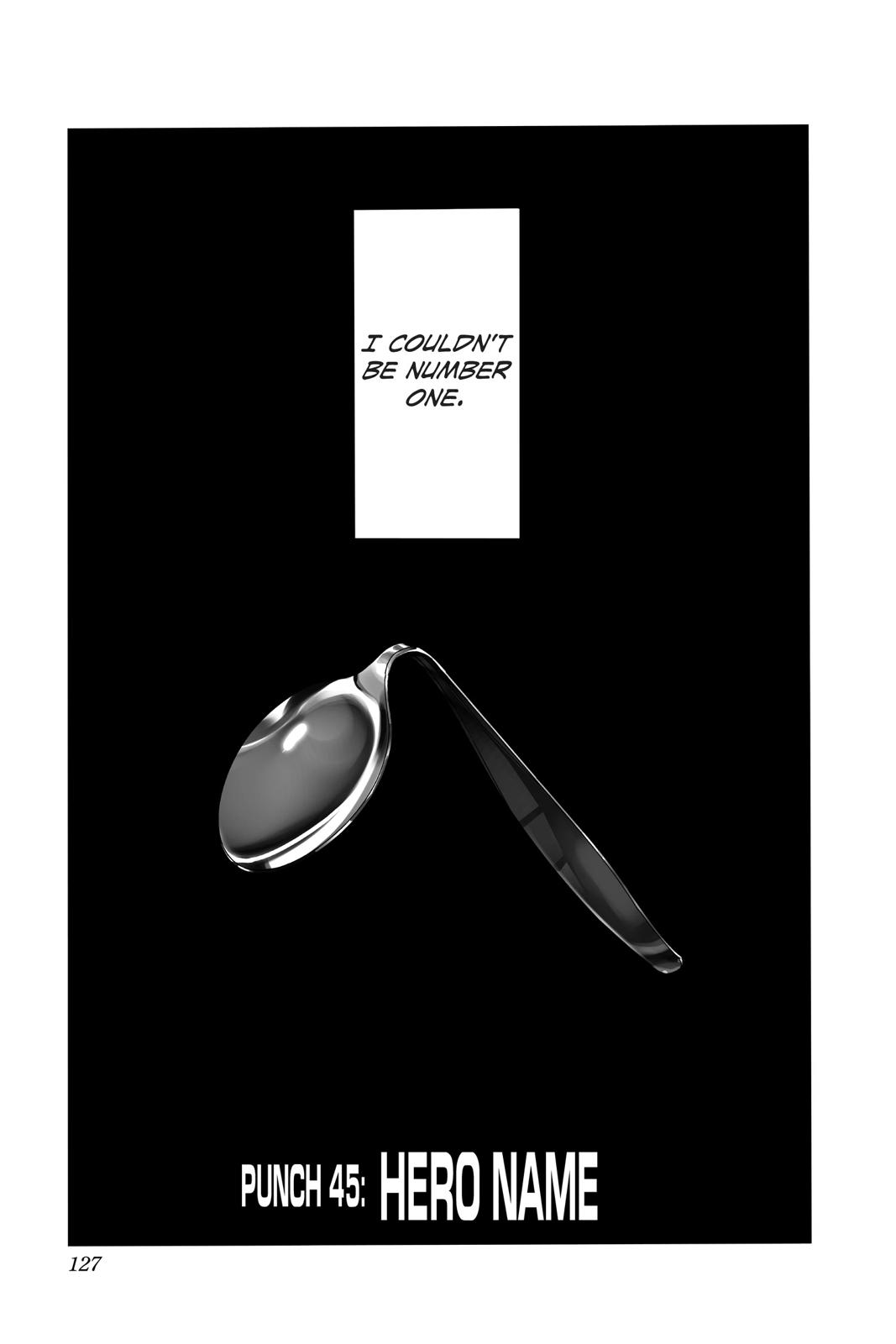 One-Punch Man, Chapter 45 image 001