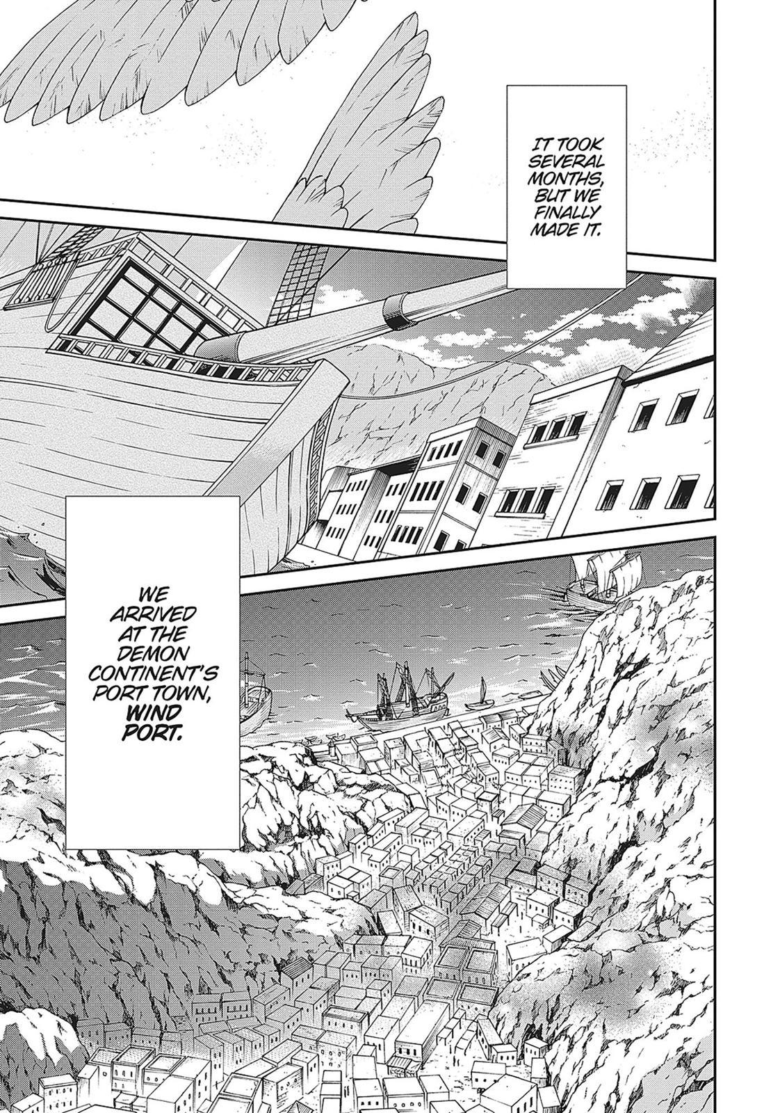 Mushoku Tensei, Chapter 27 image 014