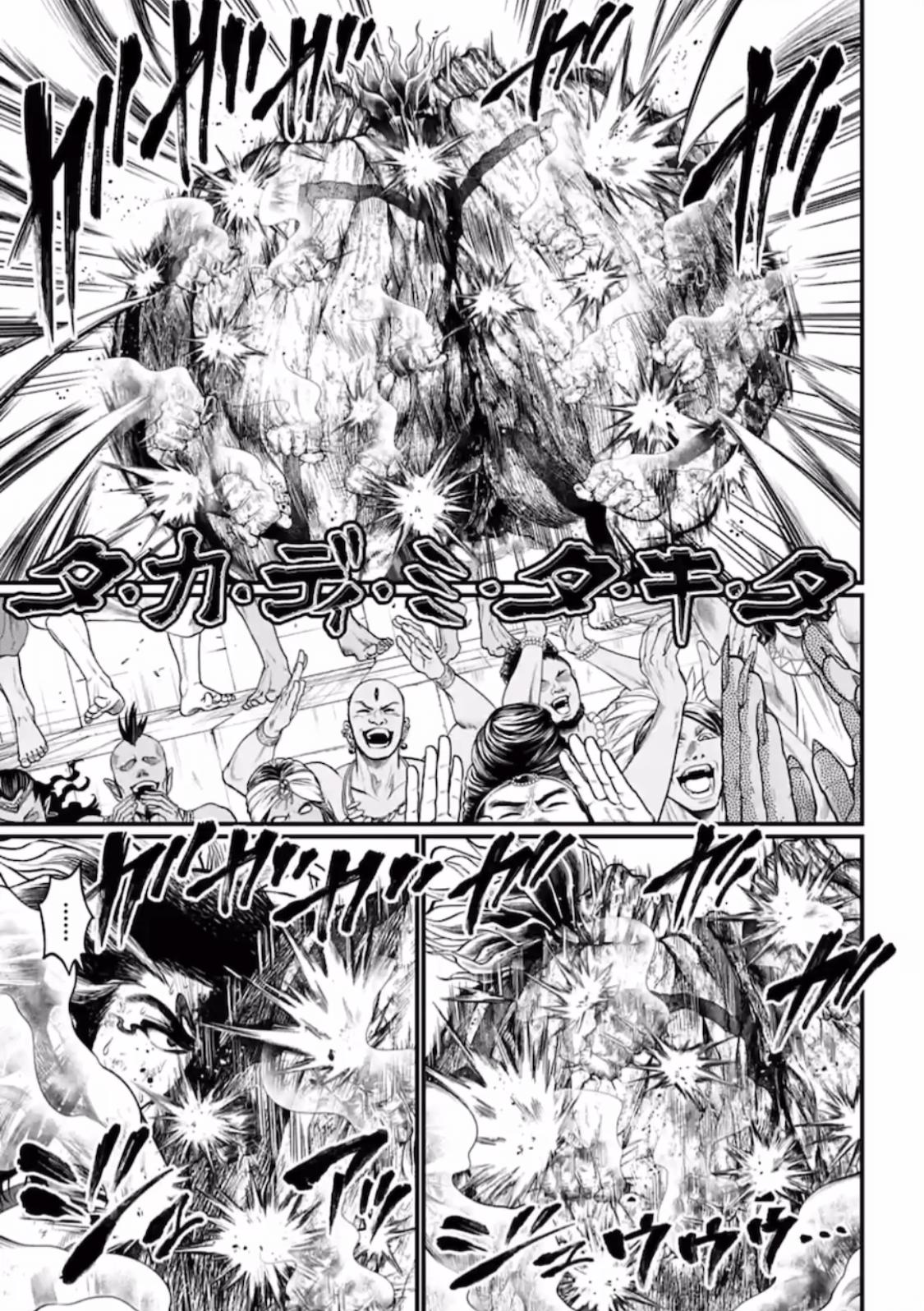 Shuumatsu no Valkyrie, Chapter 38 image 028