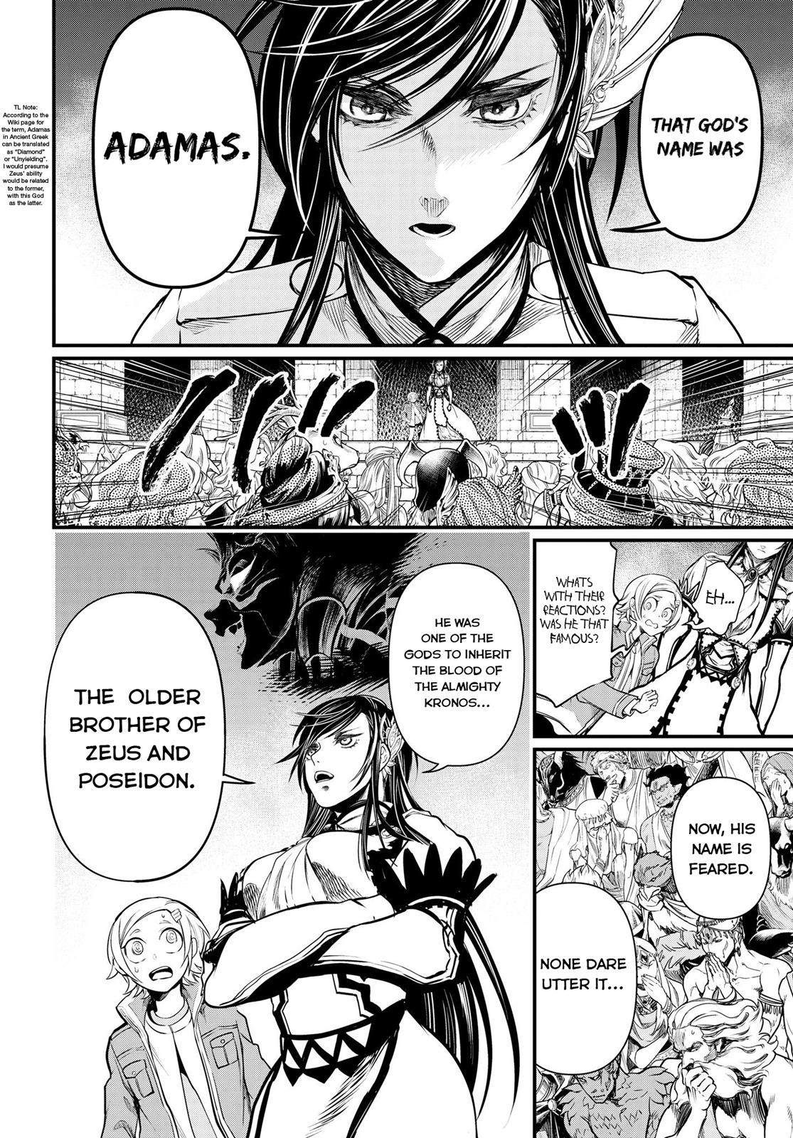 Shuumatsu no Valkyrie, Chapter 15 image 014