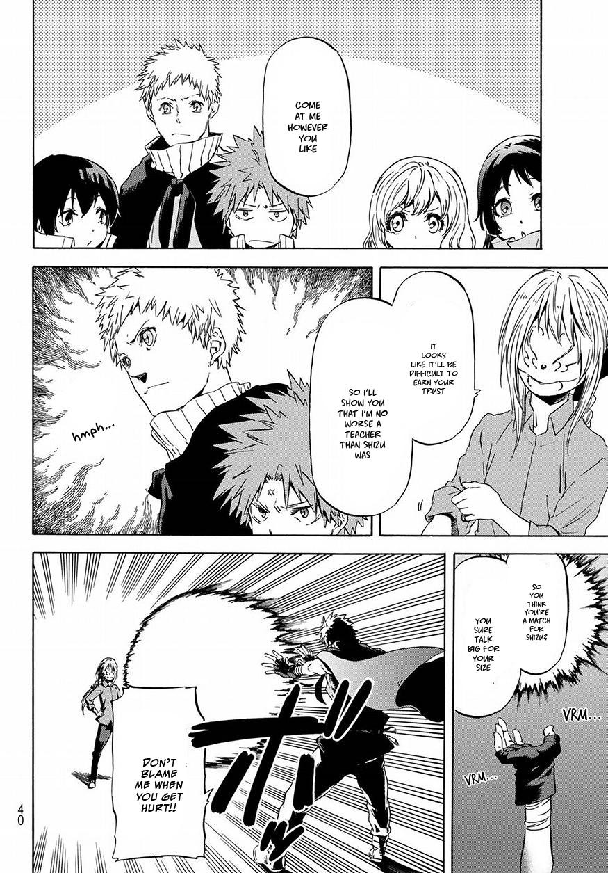 Tensei shitara Slime Datta Ken, Chapter 47 image 026