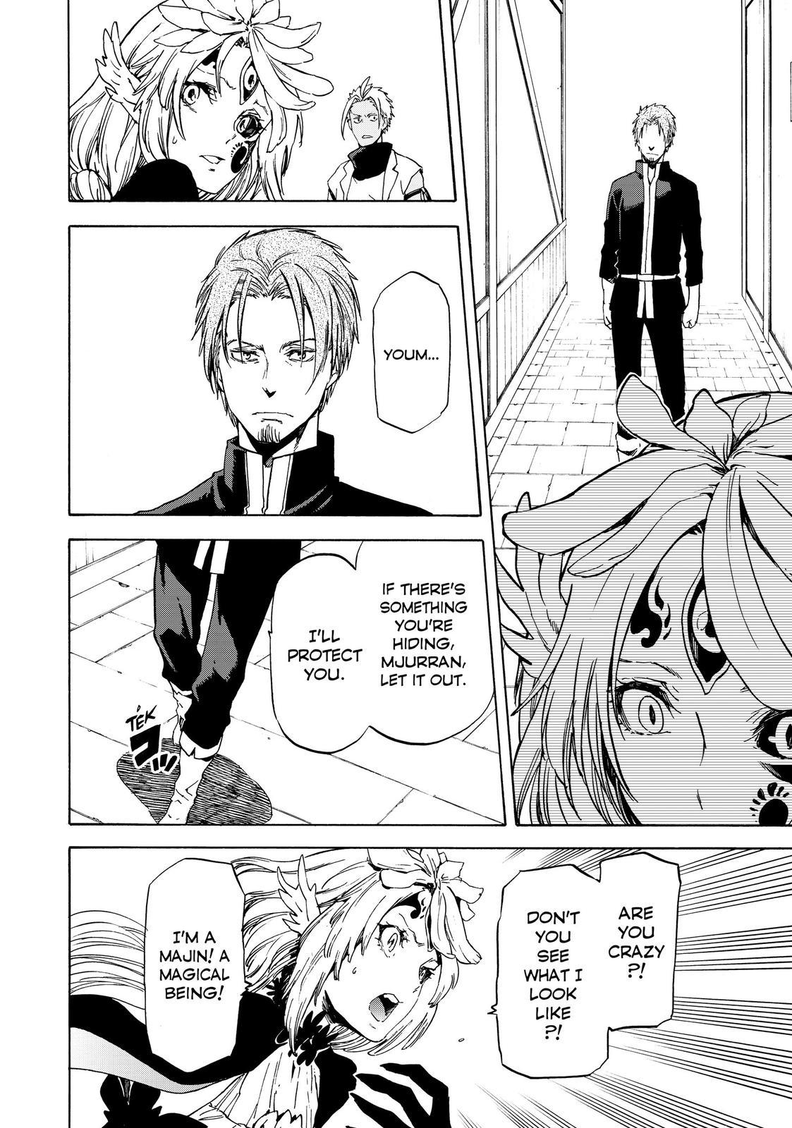 Tensei shitara Slime Datta Ken, Chapter 58 image 018