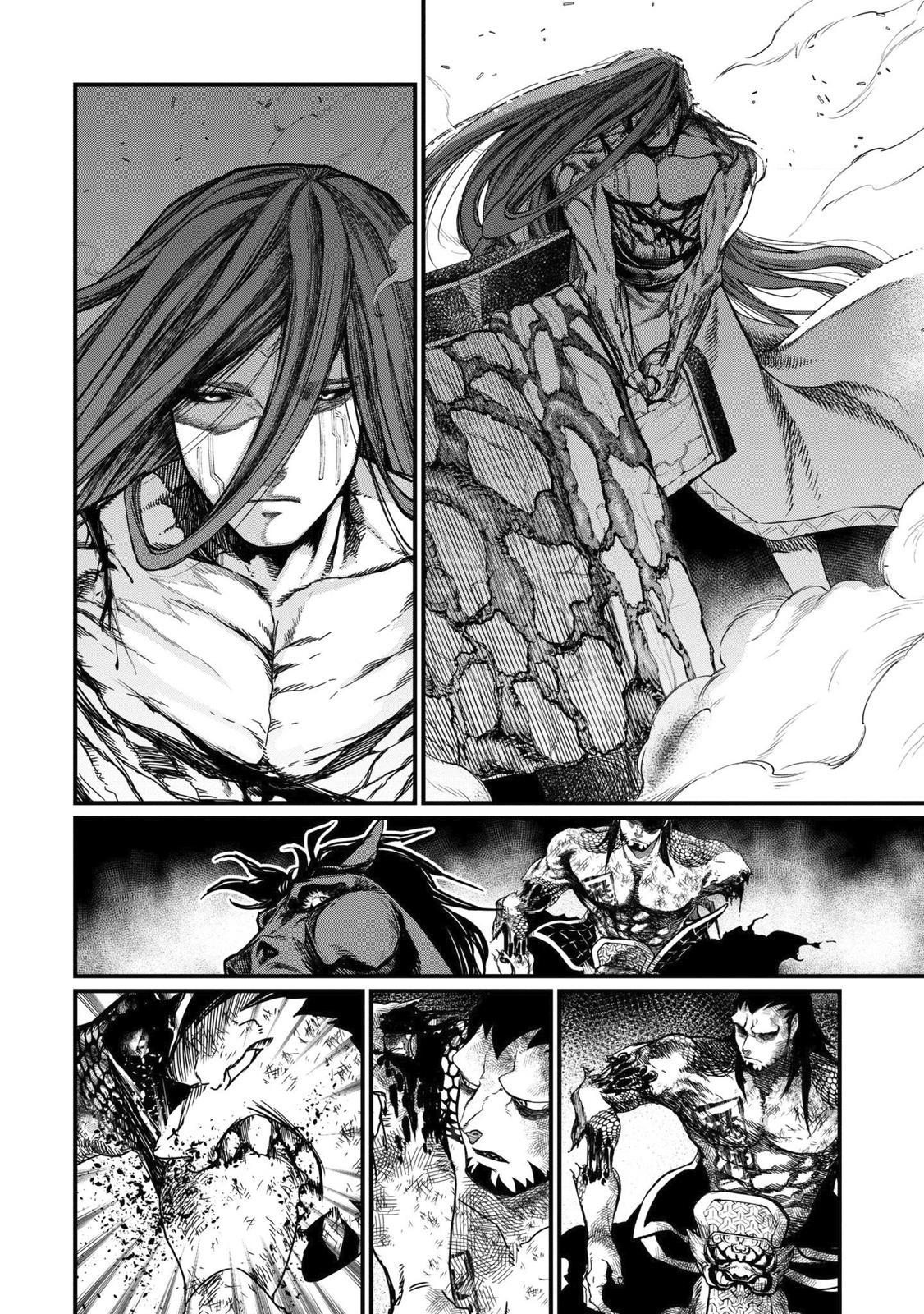 Shuumatsu no Valkyrie, Chapter 6 image 025