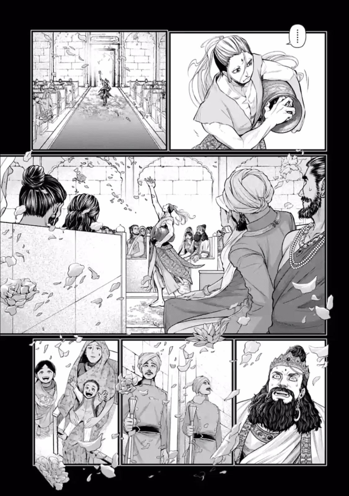 Shuumatsu no Valkyrie, Chapter 47 image 048