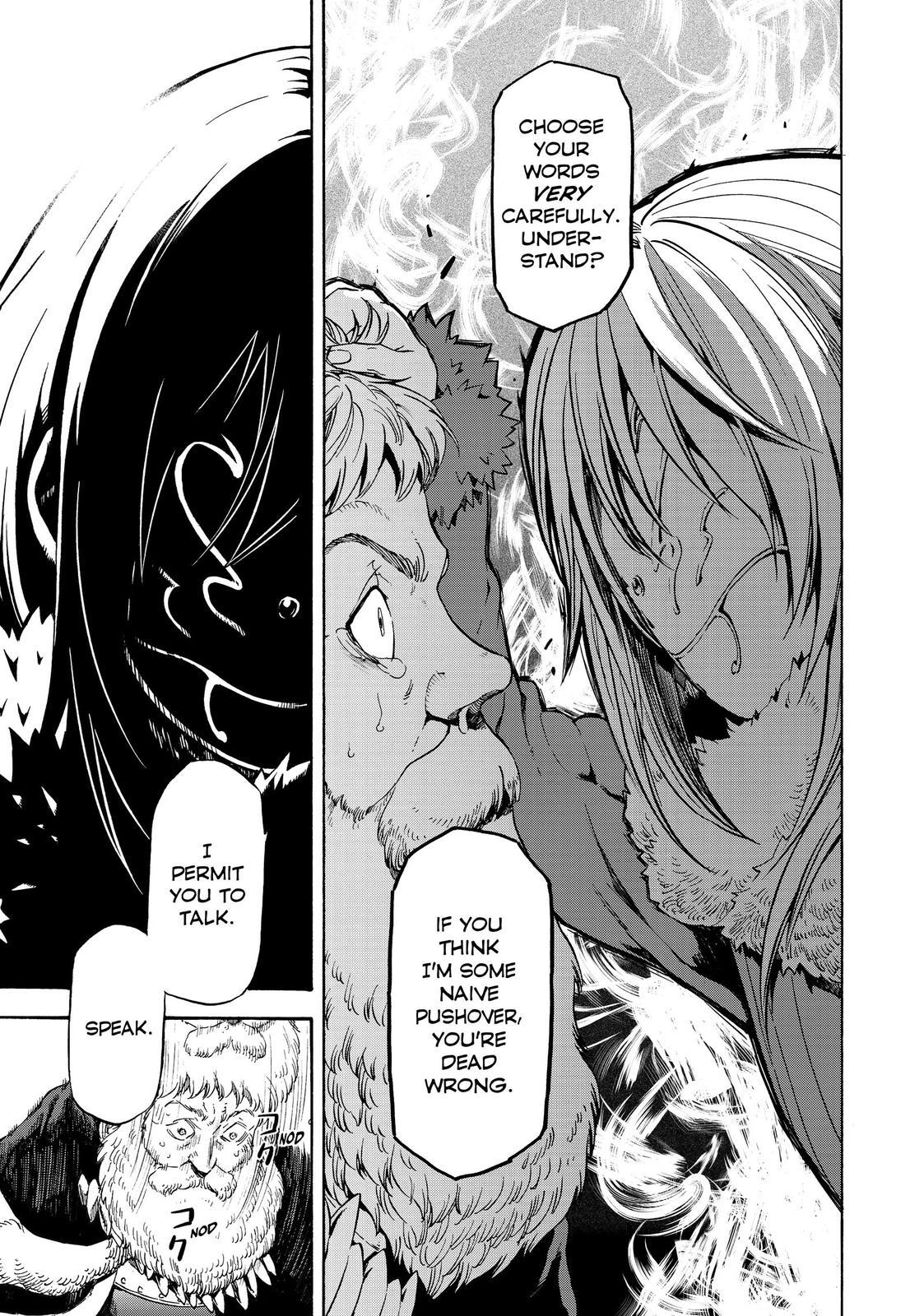 Tensei shitara Slime Datta Ken, Chapter 66 image 022
