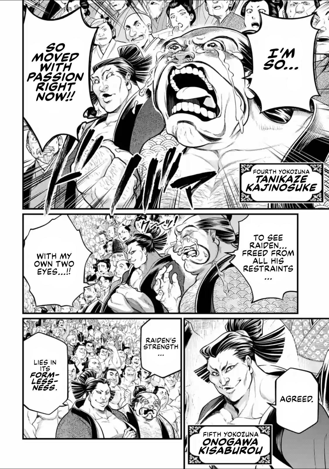 Shuumatsu no Valkyrie, Chapter 35 image 016