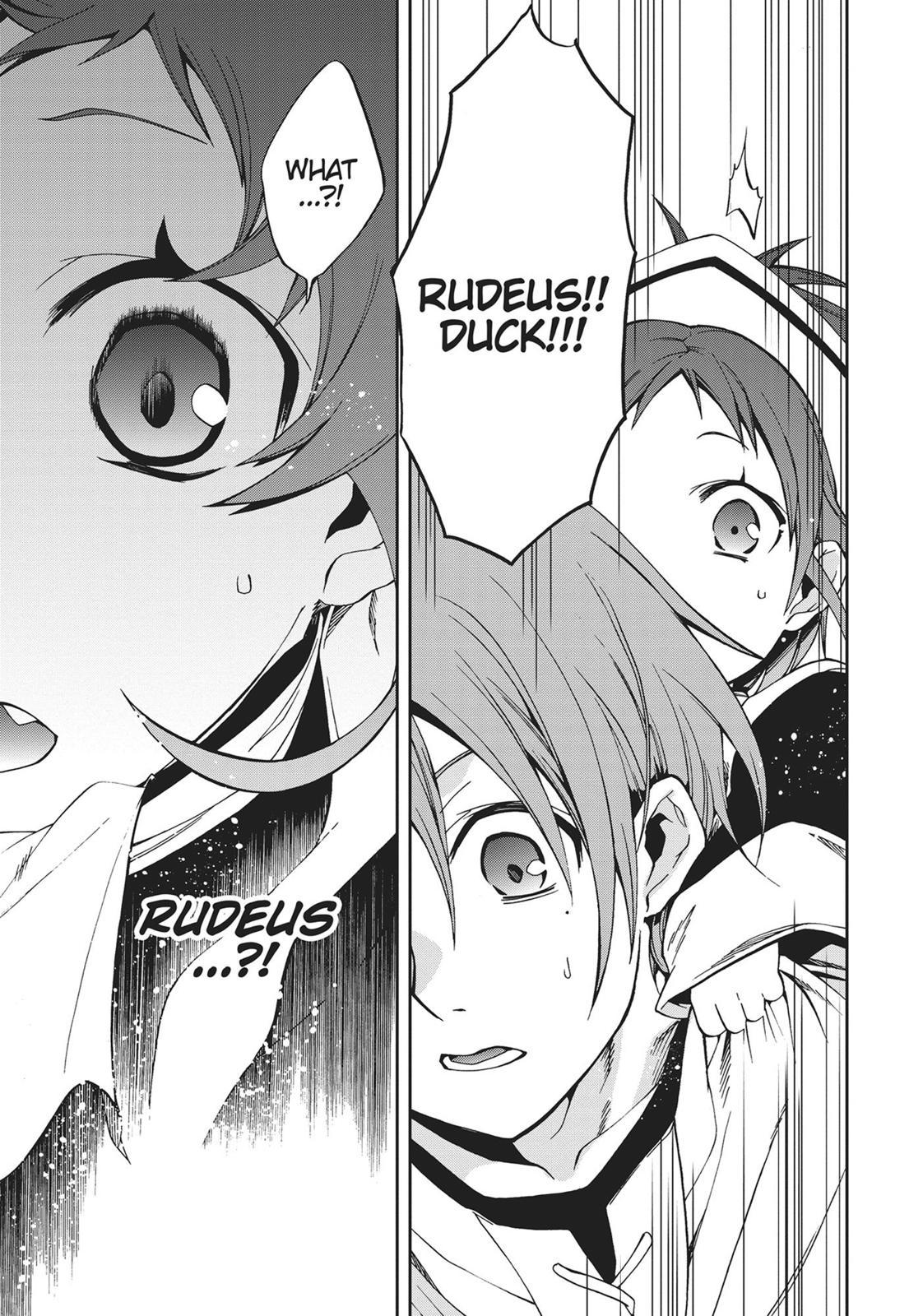 Mushoku Tensei, Chapter 44 image 011