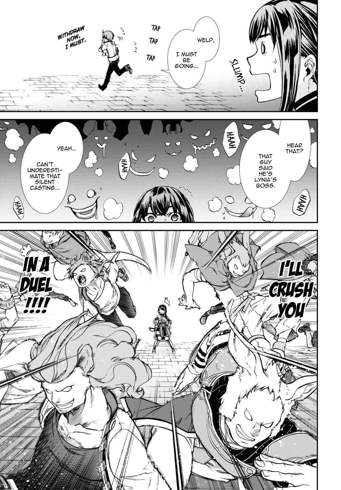 Mushoku Tensei, Chapter 65 image 027