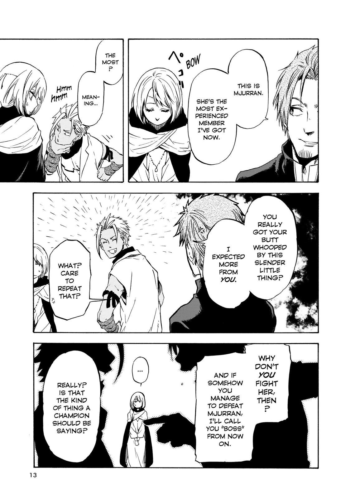 Tensei shitara Slime Datta Ken, Chapter 53 image 014