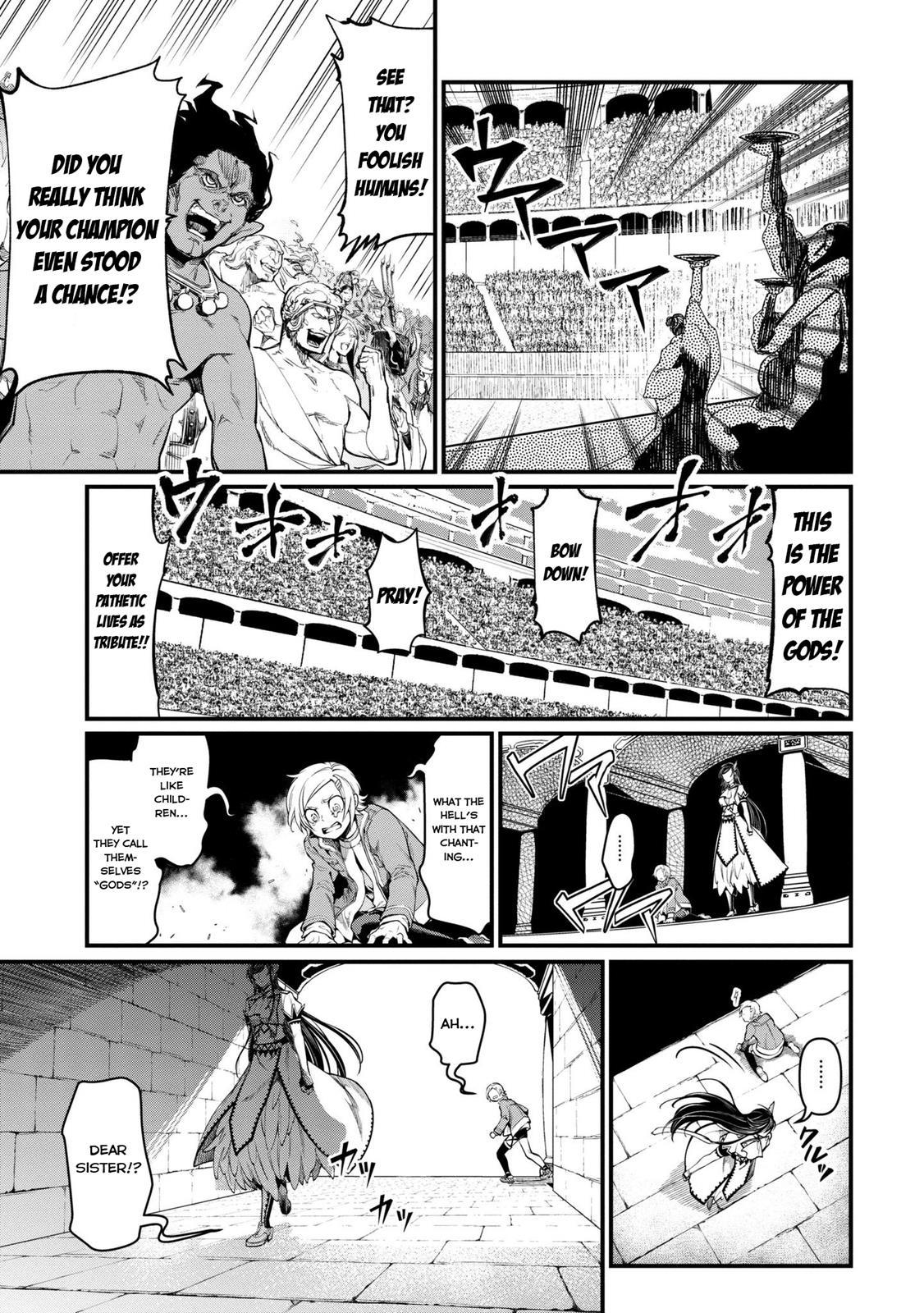 Shuumatsu no Valkyrie, Chapter 7 image 006