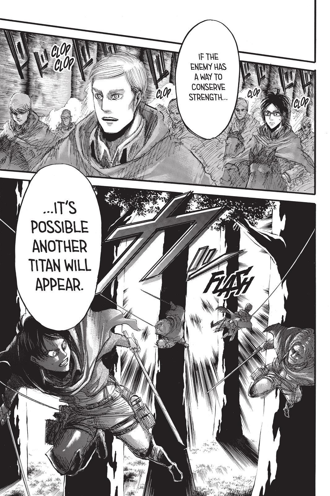 Attack On Titan, Episode 28 image 019