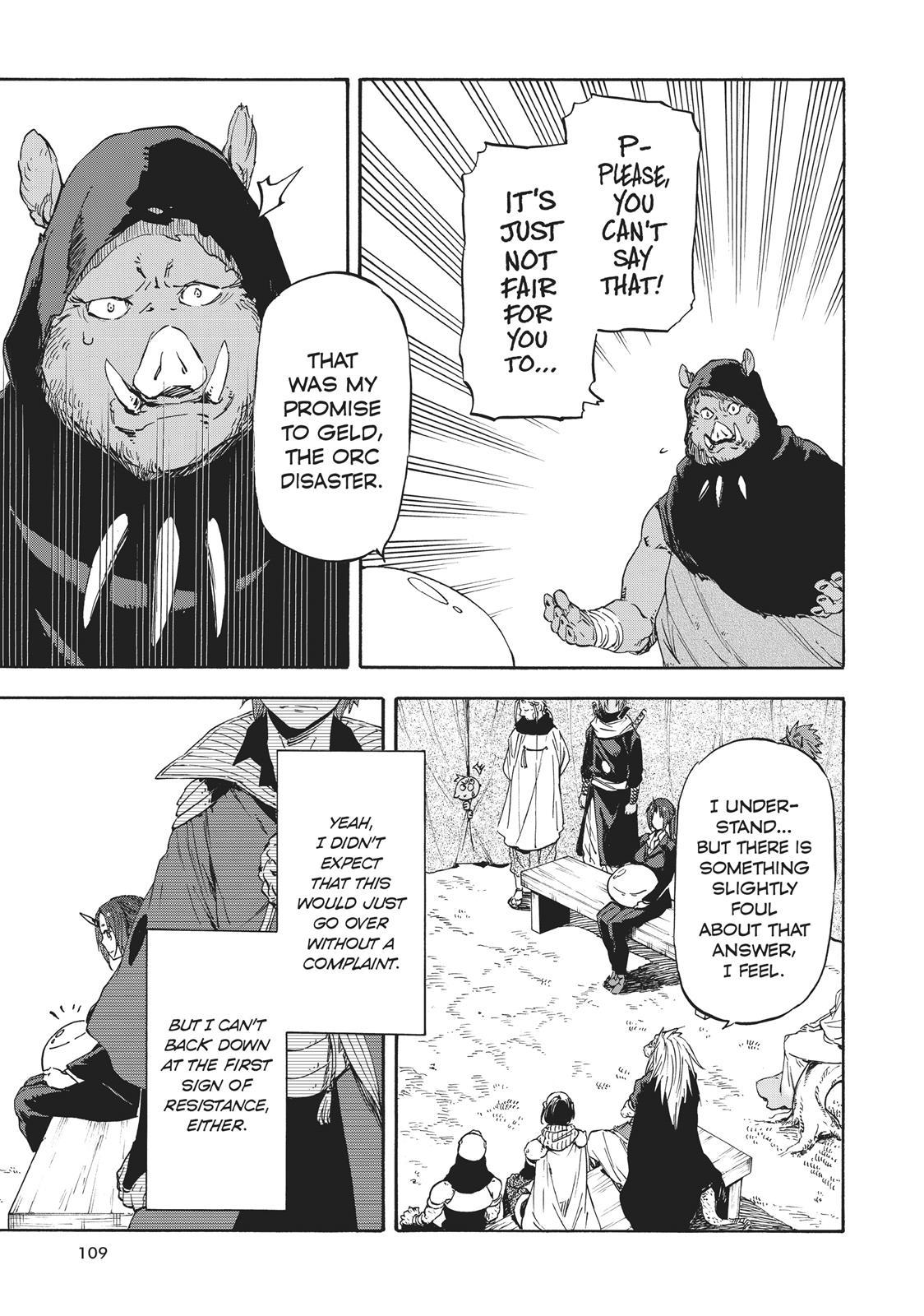 Tensei shitara Slime Datta Ken, Chapter 26 image 009