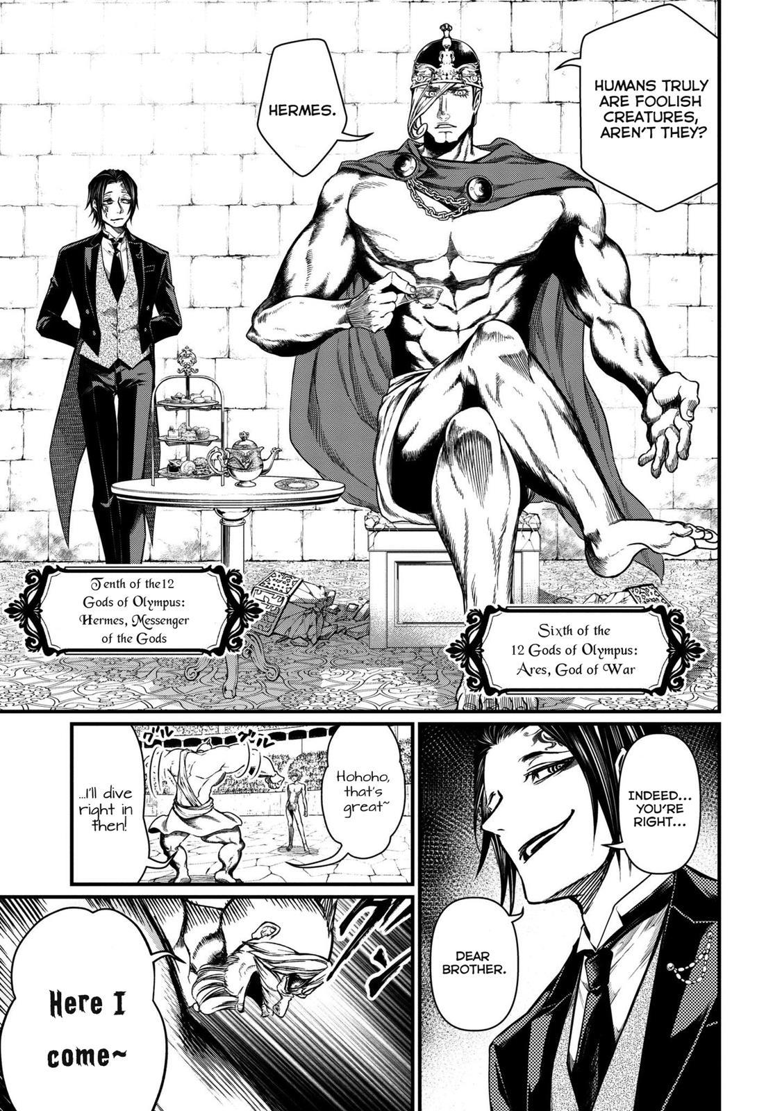 Shuumatsu no Valkyrie, Chapter 9 image 011