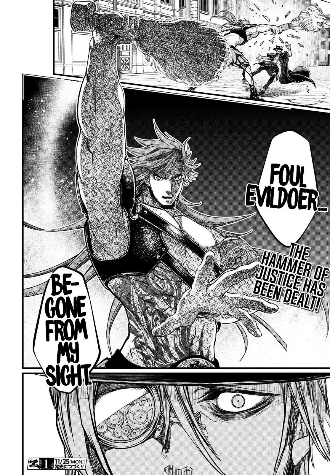 Shuumatsu no Valkyrie, Chapter 23 image 037