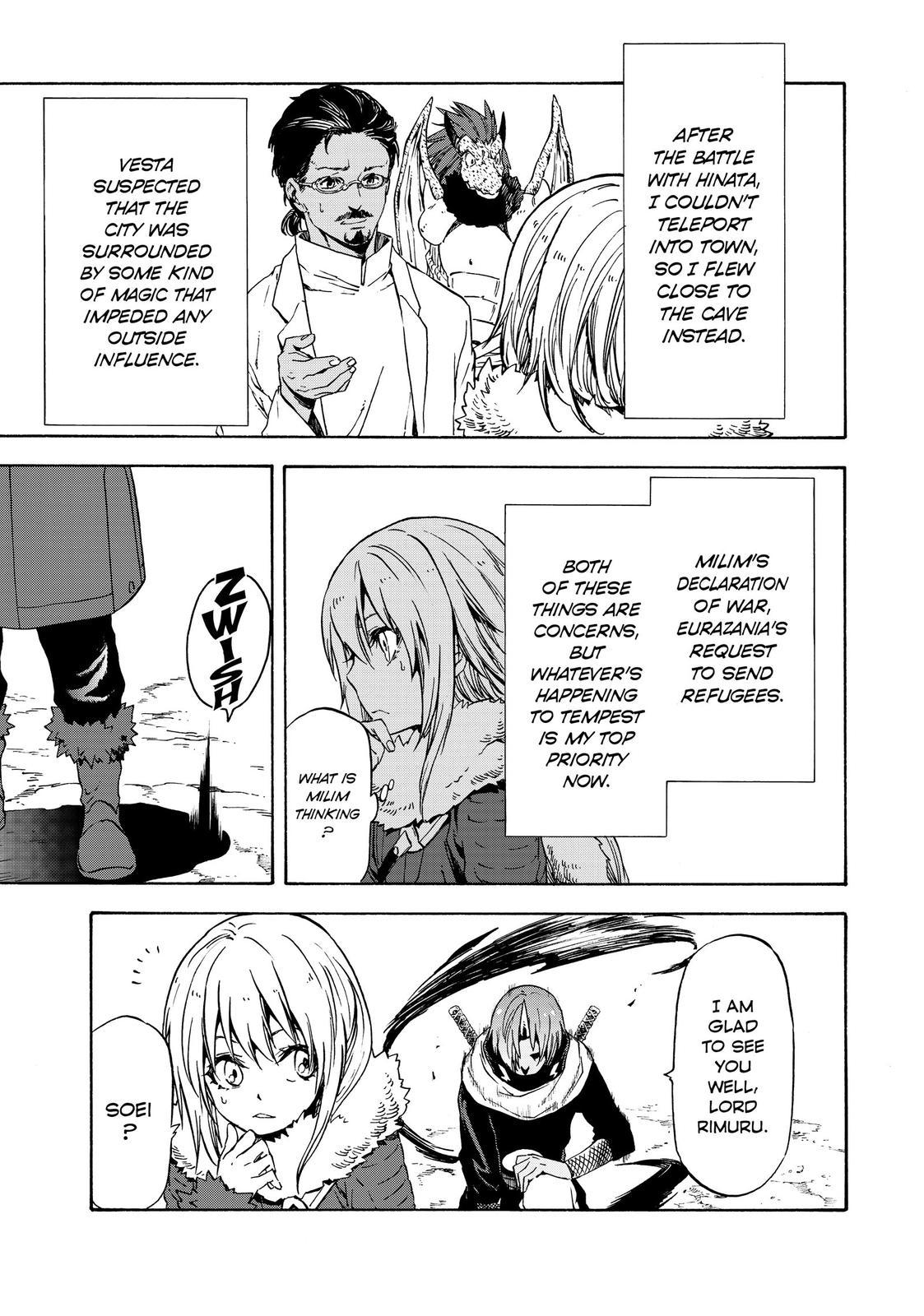 Tensei shitara Slime Datta Ken, Chapter 59 image 007
