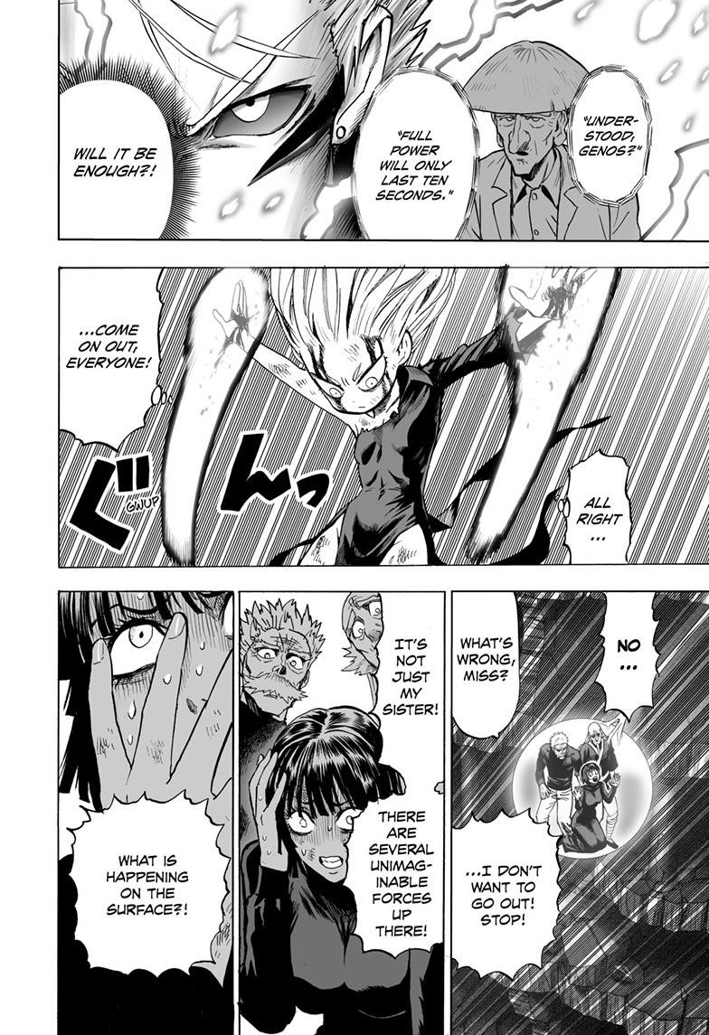 One-Punch Man, Chapter 131 image 038