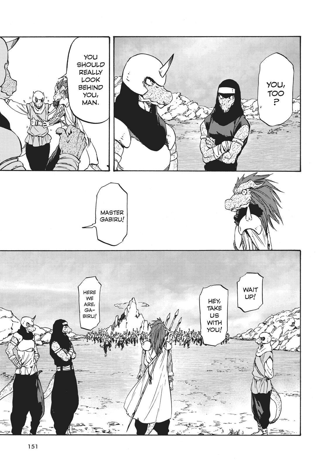 Tensei shitara Slime Datta Ken, Chapter 27 image 023