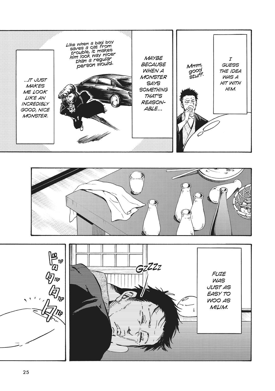 Tensei shitara Slime Datta Ken, Chapter 36 image 025