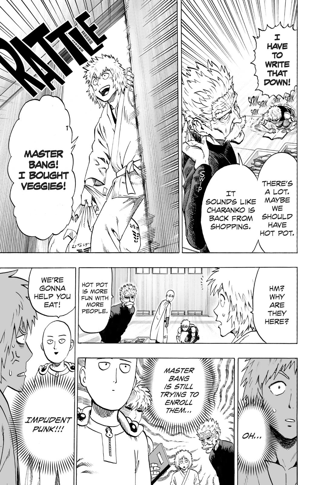 One-Punch Man, Chapter 40.6 image 005