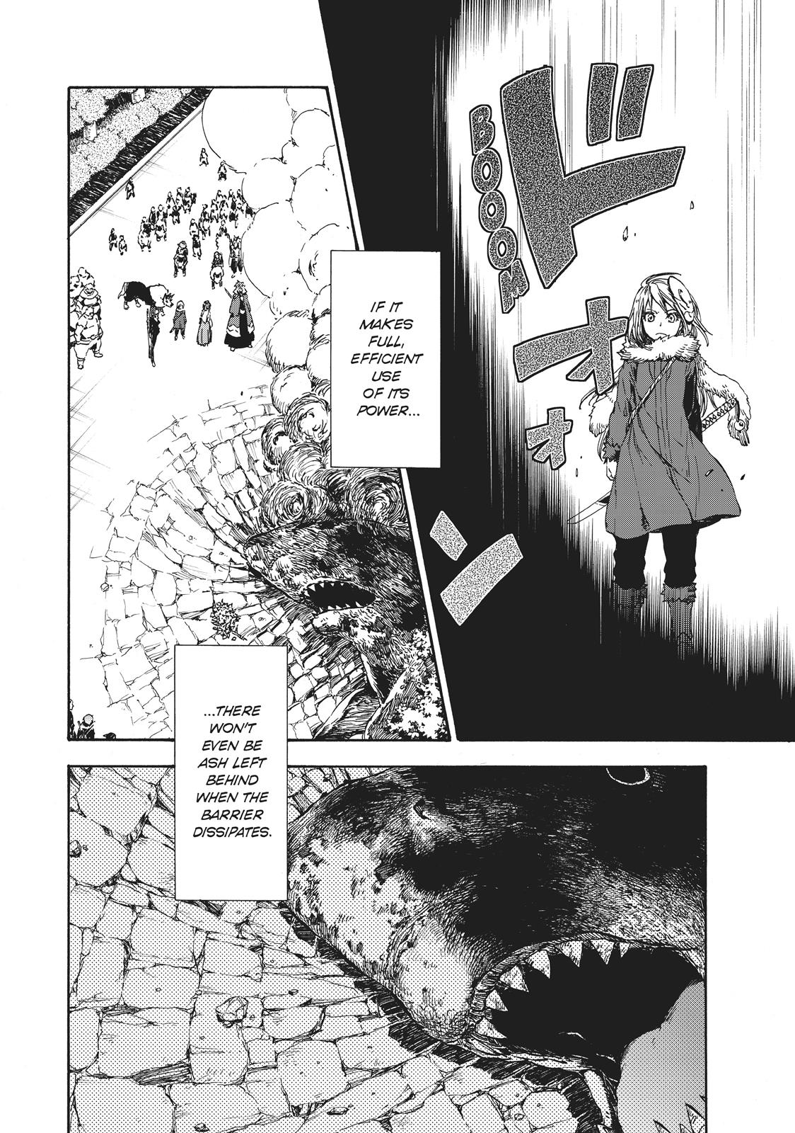 Tensei shitara Slime Datta Ken, Chapter 38 image 002