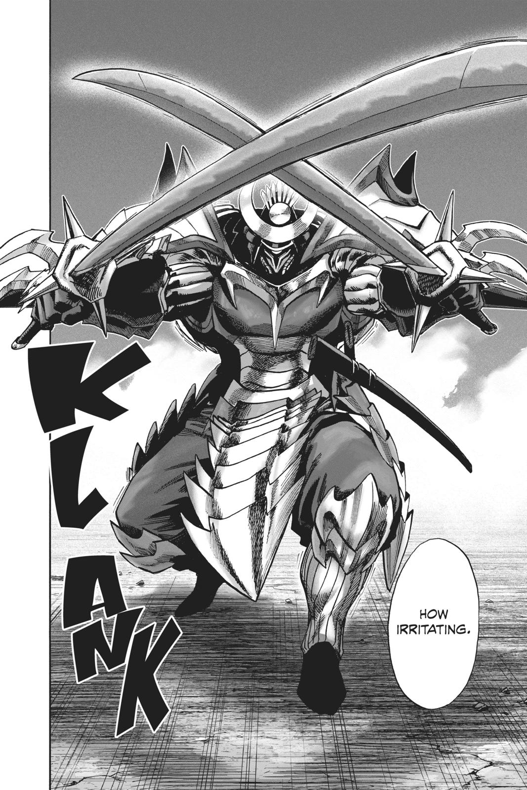 One-Punch Man, Chapter 101 image 007