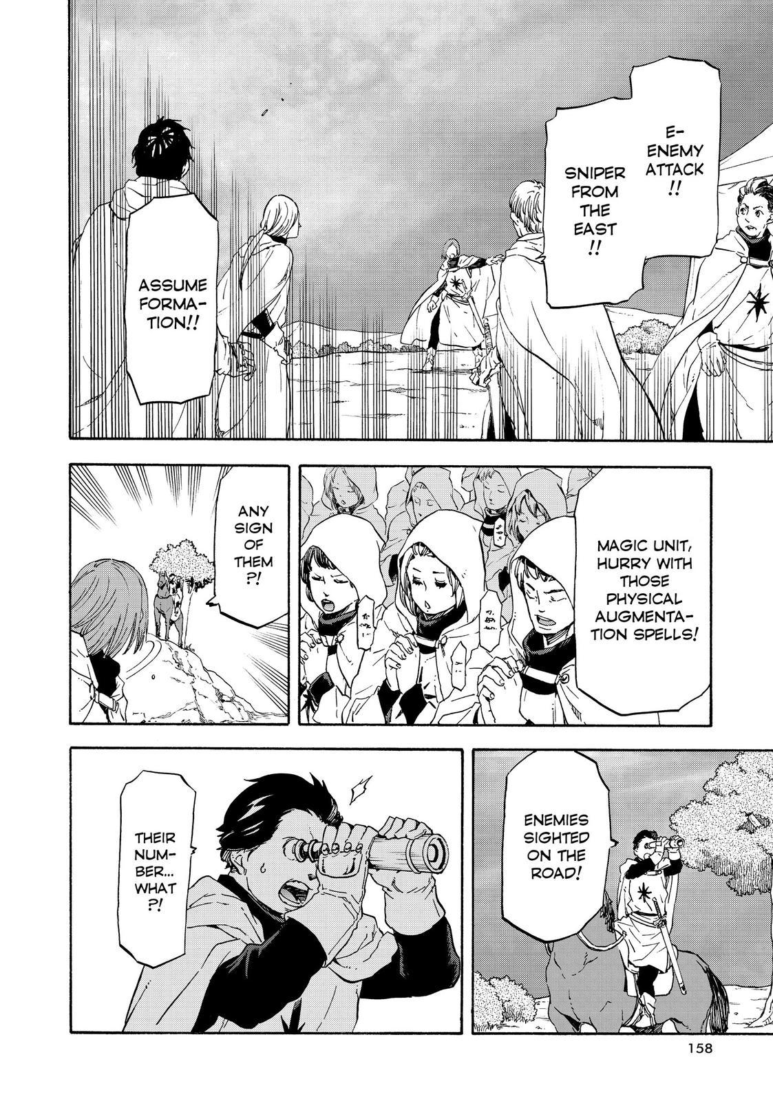 Tensei shitara Slime Datta Ken, Chapter 63 image 018