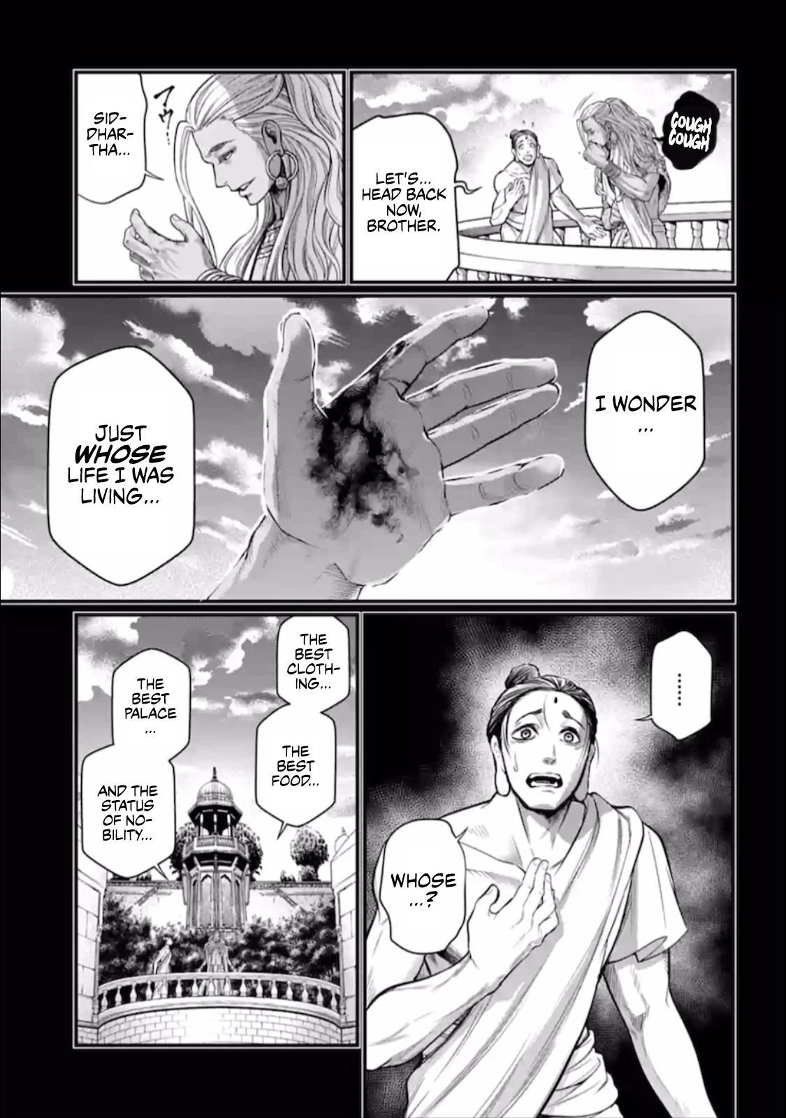 Shuumatsu no Valkyrie, Chapter 47 image 034