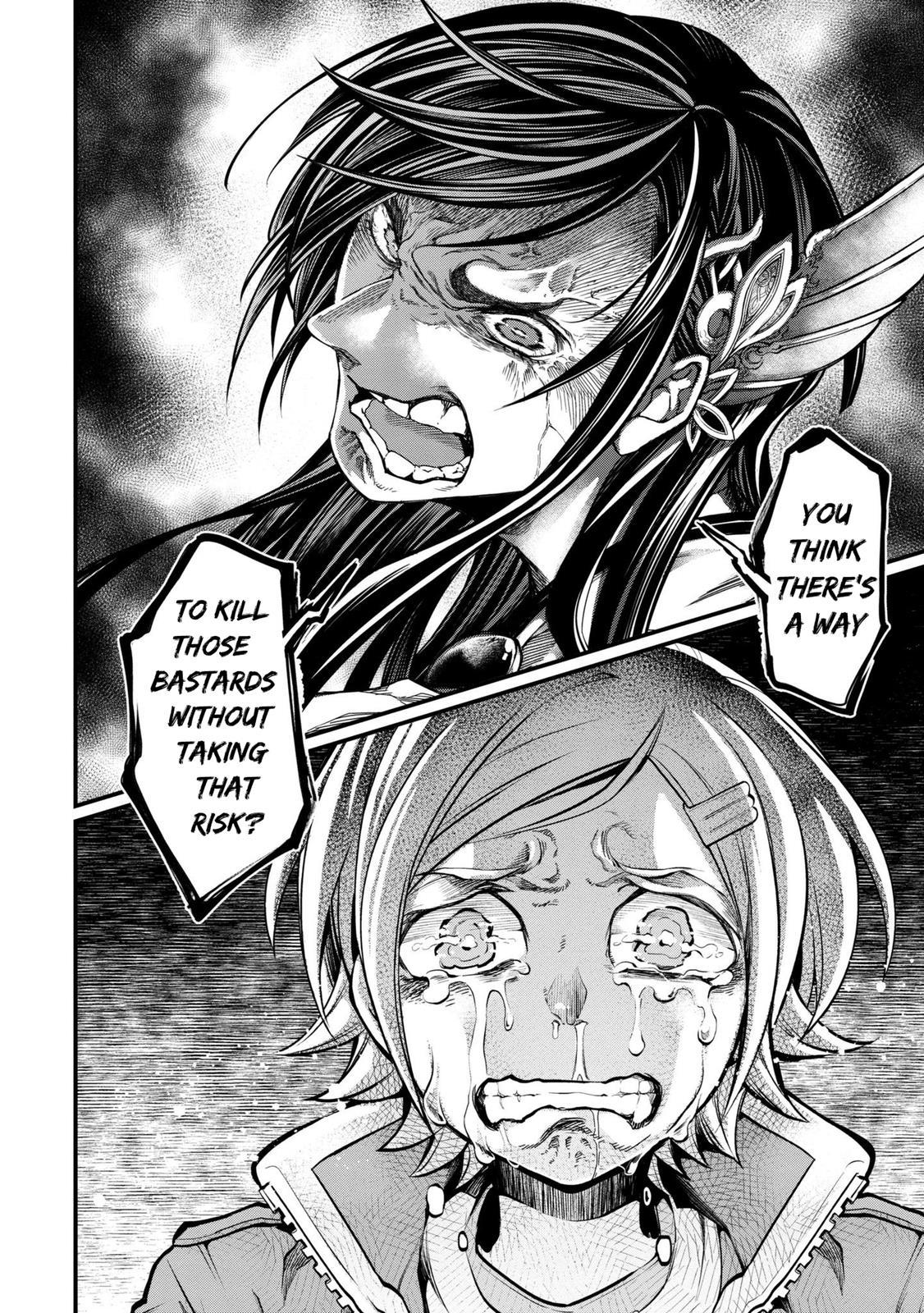 Shuumatsu no Valkyrie, Chapter 7 image 017