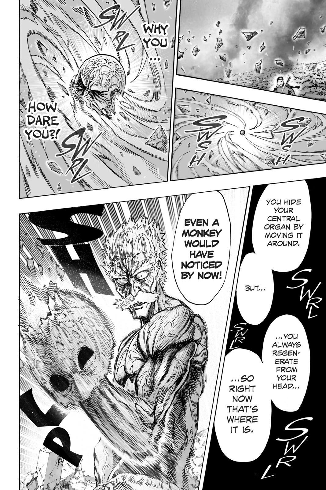 One-Punch Man, Chapter 35 image 023