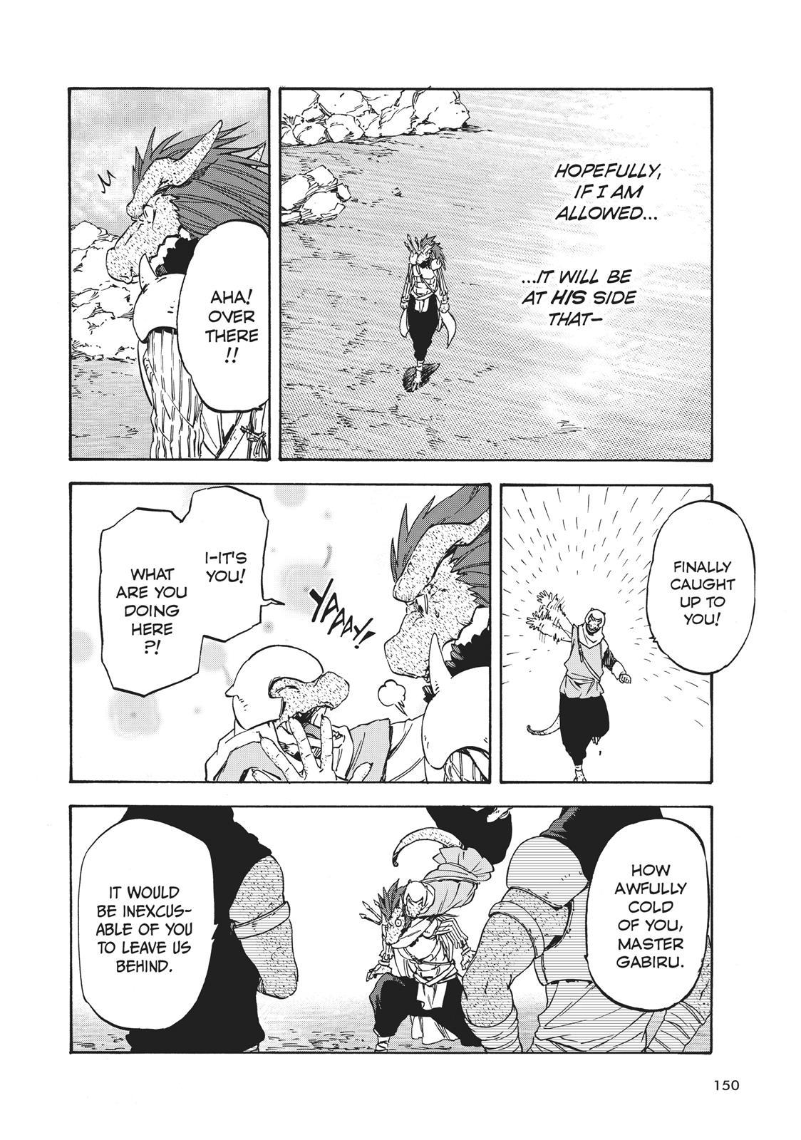 Tensei shitara Slime Datta Ken, Chapter 27 image 022