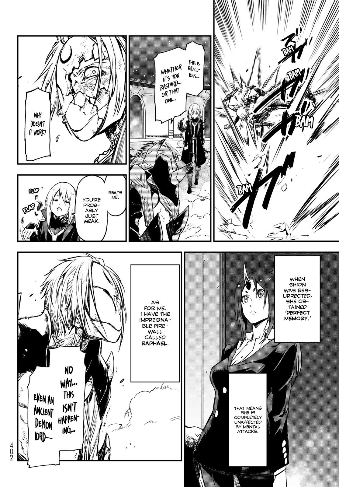 Tensei shitara Slime Datta Ken, Chapter 84 image 017
