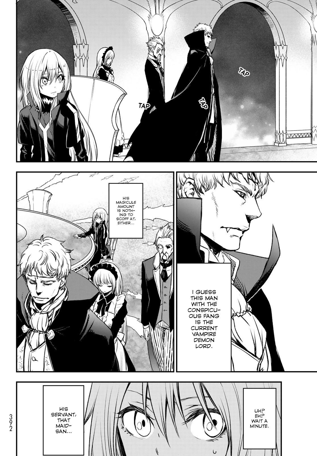 Tensei shitara Slime Datta Ken, Chapter 78 image 008