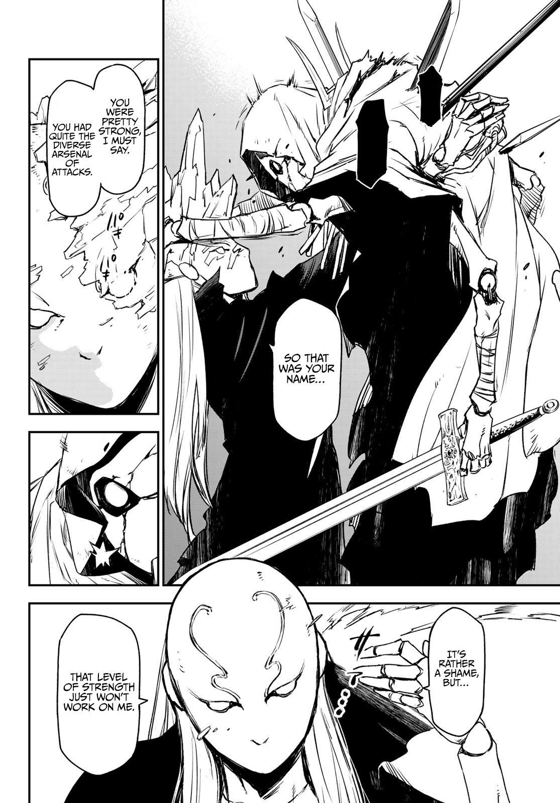 Tensei shitara Slime Datta Ken, Chapter 83 image 036