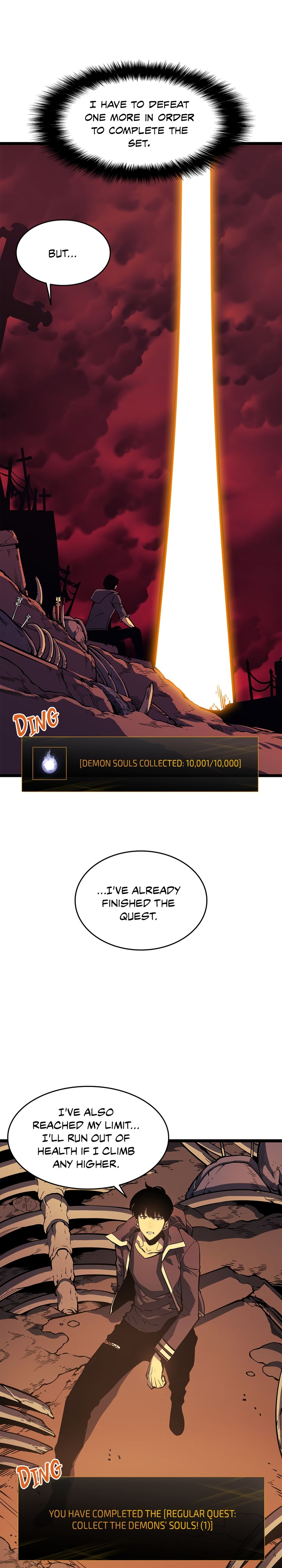 Solo Leveling, Chapter 61 image 005