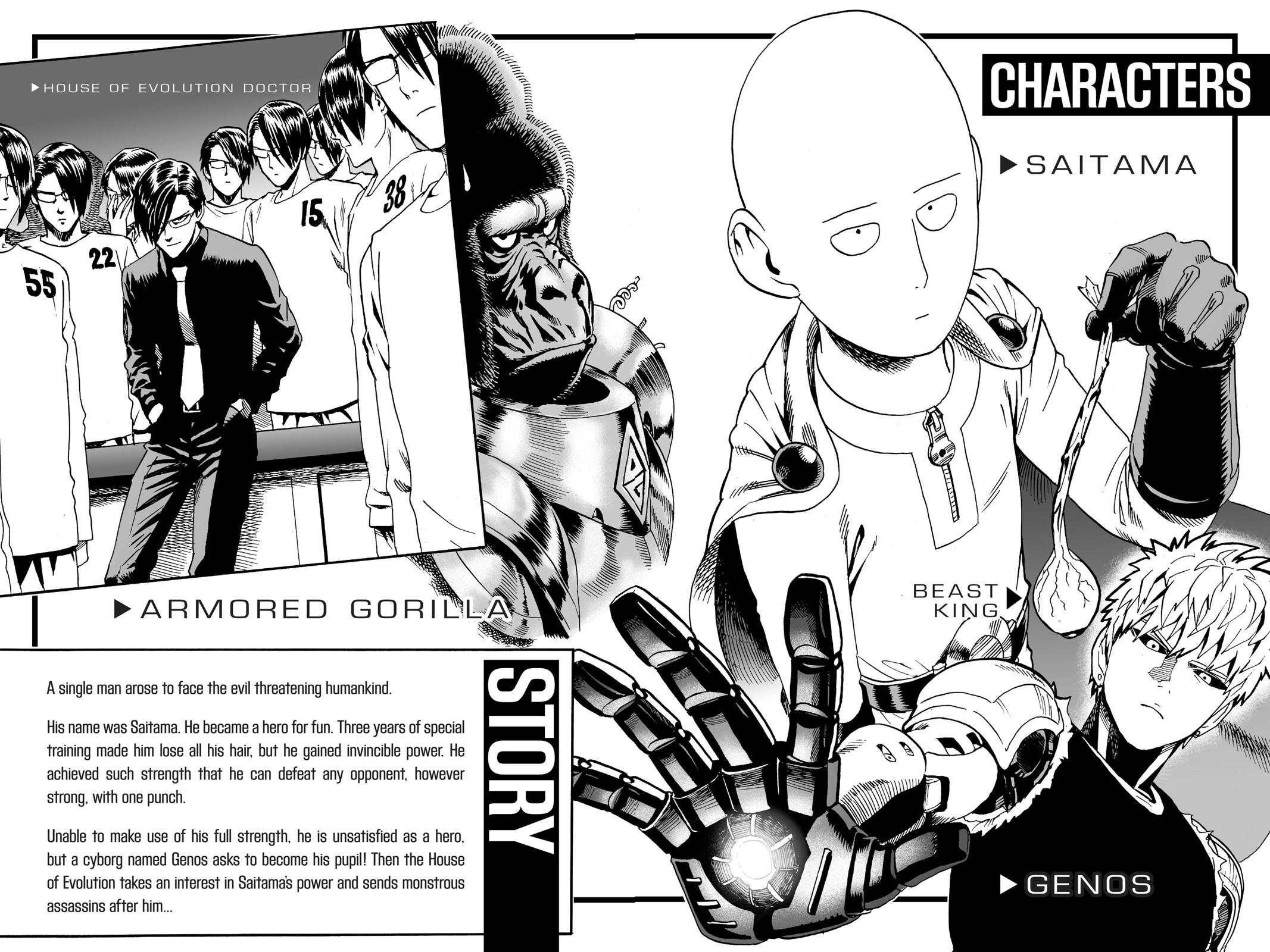One-Punch Man, Chapter 9 image 005