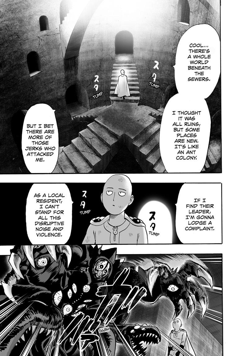 One-Punch Man, Chapter 113 image 010