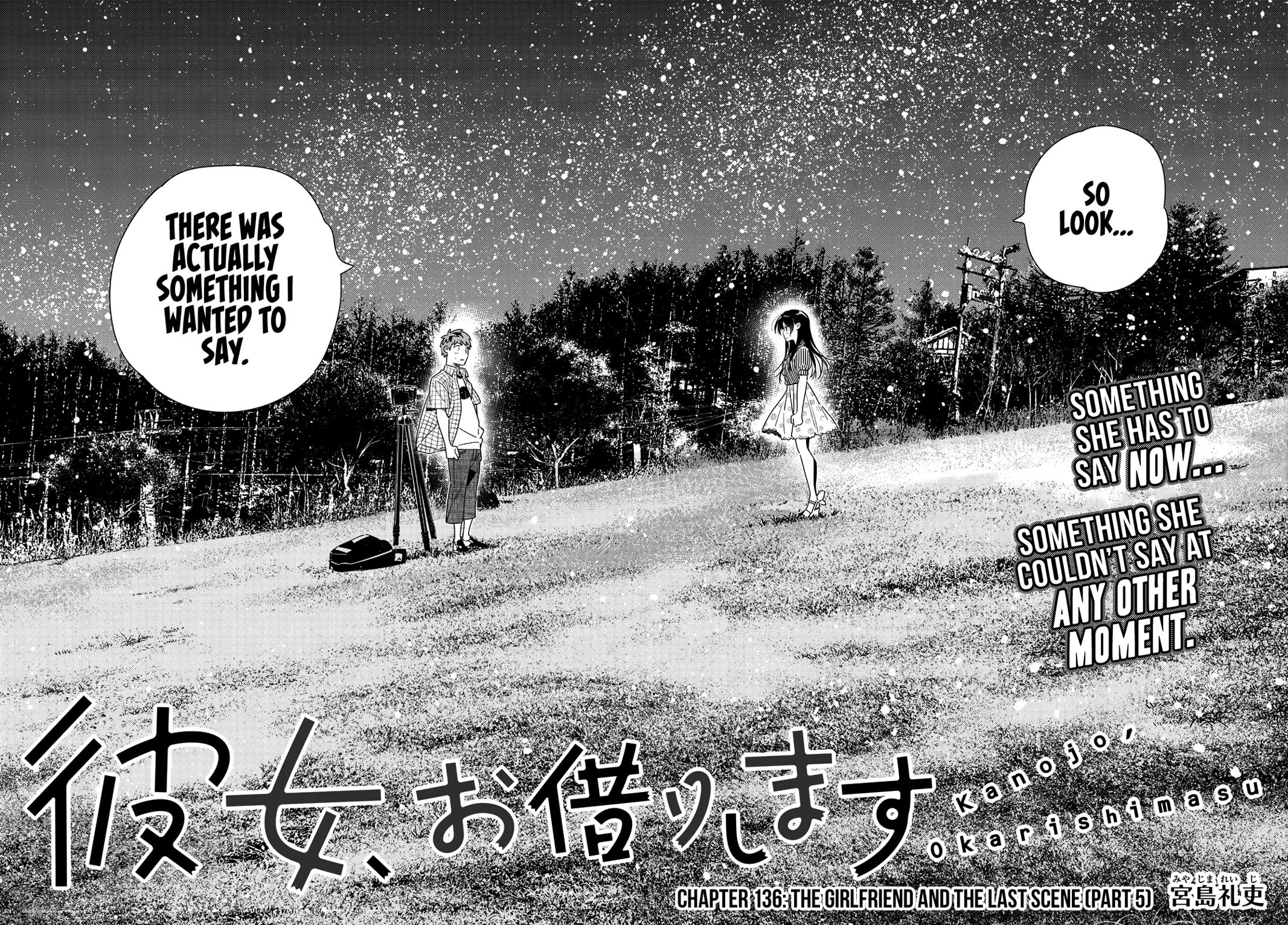 Kanojo Okarishimasu, Chapter 136 image 002