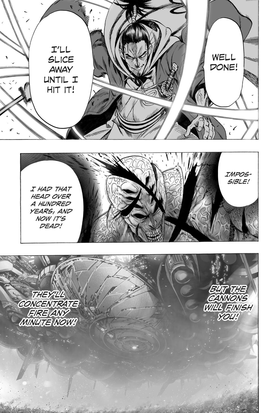 One-Punch Man, Chapter 33 image 012
