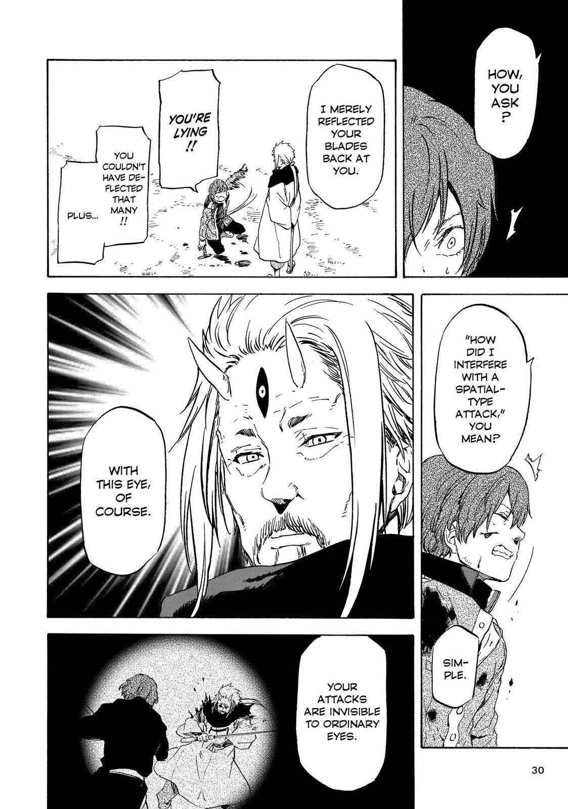 Tensei shitara Slime Datta Ken, Chapter 64 image 030