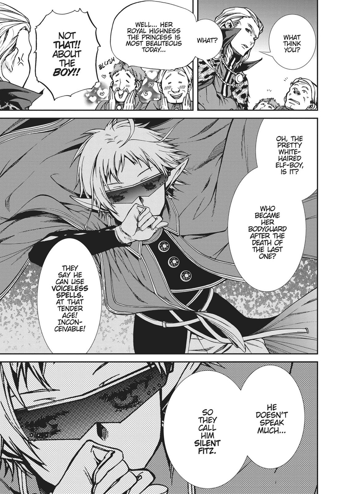 Mushoku Tensei, Chapter 38 image 012