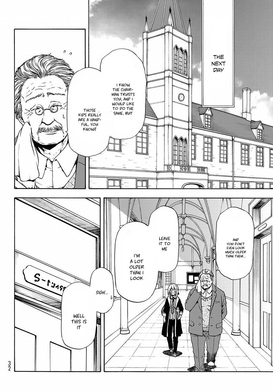 Tensei shitara Slime Datta Ken, Chapter 47 image 018